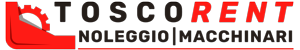 Toscorent by Toscomeccanica Logo